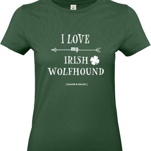 I love my Irish Wolfhound