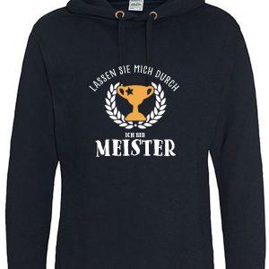 Ich bin Meister - Hoodie