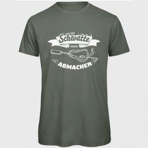 Das Shirt für den Ruhrpott Griller