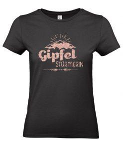 Gipfelstürmerin T-Shirt