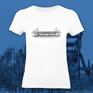 Damen T-Shirt Signal Iduna Park Dortmund