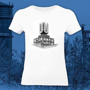 Dortmunder U Frauen T-Shirt