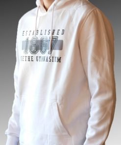 Goethe Gymnasium Hoodie Established