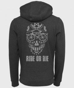 Ride or die Unisex Hoodie für Biker