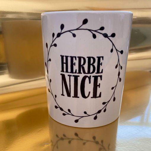 Kaffeebecher Herbe nice